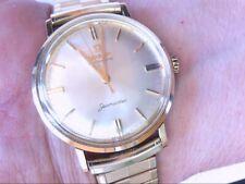 Vintage Omega Auto Seamater WATERPROFF  Swiss Wrist Watch. RUNS. BUY NOW!
