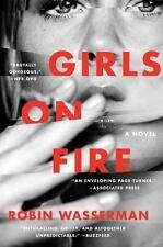 Girls on Fire by Robin Wasserman (2017, Paperback)