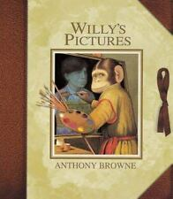 Willy's Pictures, Browne, Anthony, Acceptable Books