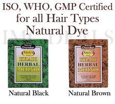 KHADI Herbal Mehndi Natural Dye Henna Hair Colour ISO, WHO, GMP Certified, 100g