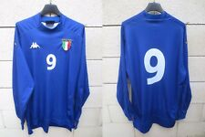 Maillot ITALIE ITALY ITALIA 1999 maglia vintage INZAGHI long sleeves KAPPA shirt
