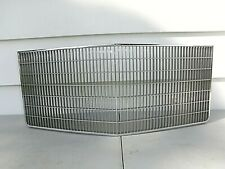 1980'S NOS CADDY CADILLAC SEVILLE OEM FRONT CENTER CHROME GRILLE GRILL CHROME