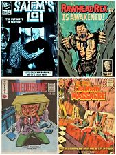 horror movie fake comics cover art 5 unofficial gildean t shirts take your pick