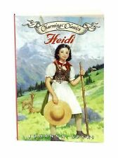 Heidi Book and Charm (Charming Classics) Spyri, Johanna Paperback