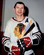 Stan Mikita Chicago Black Hawks 8x10 Photo