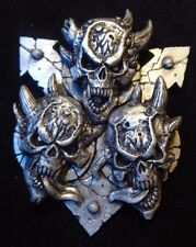 40k Space Marines Chaos Death Guard  pin