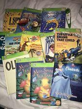 Leap Frog Tag Books Lot(Read Description)