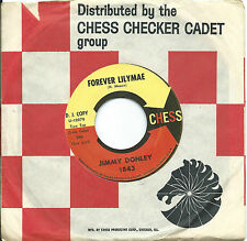 Jimmy Donley:Forver Lilymae/Think it over:US Chess: DJ:Northern Soul