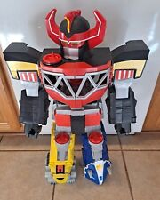 "Imaginext Mighty Morphin Power Rangers 27"" Megazord Playset"