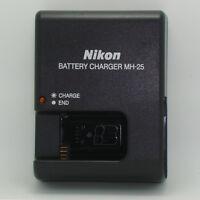 MH-25 Charger For Nikon EN-EL15 Battery MB-D11 MB-D12 D7000 D800 D800E V1 D600