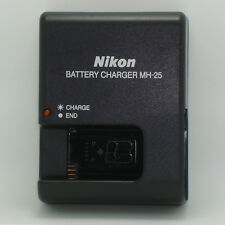 MH-25 Charger For Nikon EN-EL15 Battery MB-D11 MB-D12 D7000 D800 D800E V1 D600