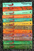 Auroshikha Incense Stick Sampler Marble Pack Collection-12 x 10 gm Packs Set C