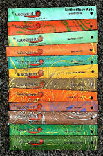 Auroshikha Incense Stick Sampler Marble Pack Collection-12 x 10 gm Packs Set C