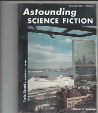 Astounding Science Fiction November 1953