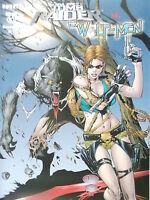 MONSTER WAR Heft 2 von 4  TOMB RAIDER vs. WOLF-MEN ( Infinity ) Neuwertig