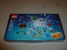 New In Box 40253 Lego 24 In 1 Christmas Advent Calendar Set 254 Pcs Exclusive >>