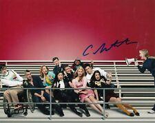CORY MONTEITH signed (GLEE TV SHOW STAR) 8X10 photo W/COA *FINN HUDSON* #5