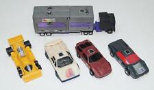 Lot Breakdown Drag Strip Dead End Motormaster Wildrider --- 1986 G1 Transformers