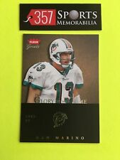 DAN MARINO 2004 FLEER GREATS #7 GLORY OF THEIR TIME #0562/1984 (BV=$10) DOLPHINS