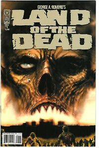 Land of the Dead #1A (2005) NM   Romero - Ryall - Rodriguez