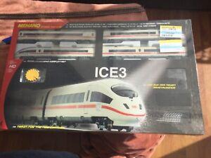 MEHANO ICE 3 TRAIN SET NEW