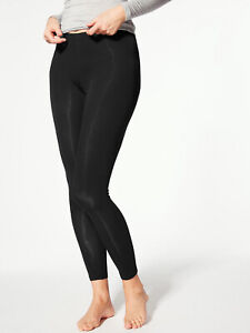 M/&S Lingerie Thermal Leggings Extra Warmth Black Beige Various Sizes