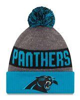 Carolina Panthers 2016-17 Players Sideline Sports Knit Beanie Cap Hat NFL