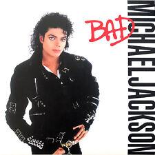 Michael Jackson CD Bad - Rare Cardboard Sleeve - Europe (EX+/EX+)