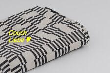IKEA Vallentuna Kissenbezug, Bezug Funnarp schwarz beige Sofakissen Rückenkissen
