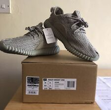 Adidas X Kanye West-Yeezy Boost 350 Moonrock UK9 100% Auténtico