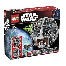 LEGO Star Wars 10188 morte nera/Death Star, NUOVO & OVP, NRFB, MISB