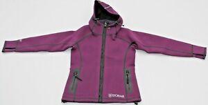 STORMR Women's Typhoon Jacket Sz Small S New R215WF Purple
