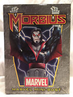 Collectible Marvel Bowen Designs MORBIUS The Living Vampire Mini Bust #2769/3000