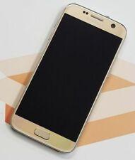SAMSUNG GALAXY S7 G930F - 32GB - SMARTPHONE - GOLD - WIE NEU - NEUWERTIG