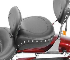 Wide Touring Studded Recessed Rear Seat Mustang  79130