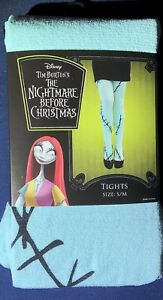 Nightmare Before Christmas Sally Tights Stitches Halloween Costume Tim Burton