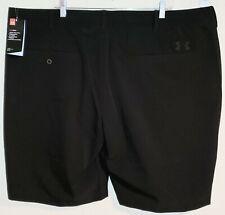 Under Armour Golf Shorts Men Size 46 NWT Black