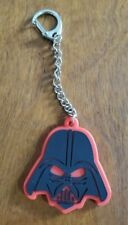 Star Wars Darth Vader Keyring Keychain Dark Side Black Red