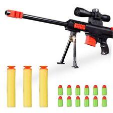 Soft Bullet Gun Sniper Rifle Air Guns Plastic Blaster Military Children toy Gift