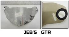Visiera visor casco integrale full-face helmet JEB'S GTR scura dark fumè