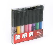 Permanent Paint Pens for Glass painting, ceramic, rocks, porcelain, wood  ets