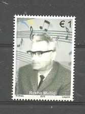 KOSOVO 2012 MUSIC Rexho Mulliqi set MNH