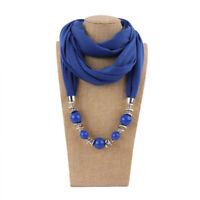 Party Bead Pendants Decorative Scarf Scarf Gift Beauty 1pcs Cloth Folk-custom
