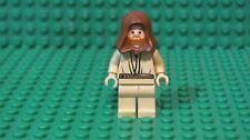 LEGO STAR WARS MINIFIGURE QUI-GON JINN 7665 minifig Q1