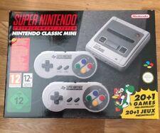 Super Nintendo Snes Consola Mini * todavía en caja sin abrir *! nuevo!