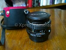 PENTAX M 50mm f4 MACRO LENS SMC PK FIT