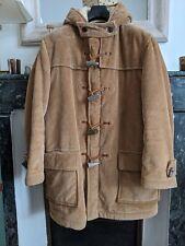 GLOVERALL corduroy duffle-coat 40 UK / 50 EU