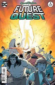 Future Quest #4 Comic 2016 - DC Comics - Space Ghost Herculoids Birdman Mightor