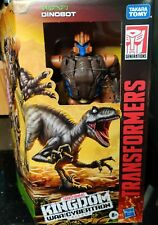 Transformers Kingdom Beast Wars Voyager DINOBOT PREDACON MAXIMAL G1 NEW IN STOCK