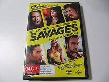 Savages ,  DVD , 2012 - edc